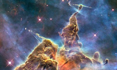 Hubble telescope window on the Universe