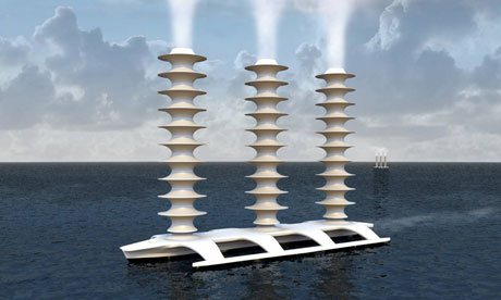 Geoengineering or climate engineering solution to climate change: marine cloud whitening
