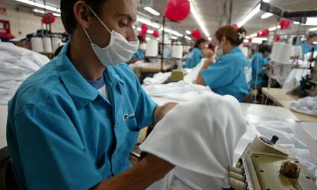 MDG : Maquila in Honduras