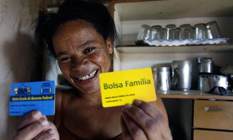 MDG: Conditional Cash Transfer ( CCT ) also called in Brazil Bolsa Familia