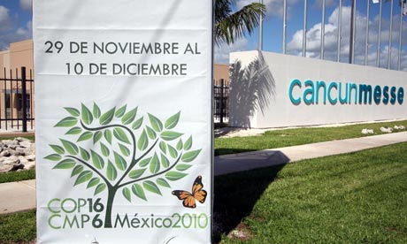 Cop16 : Preparation Of The United Nations Climate Change Summit In Cancun Mexico