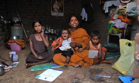 MDG: Microfinance in India