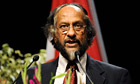 IPCC Chairman, Rajendra Pachauri in Geneva