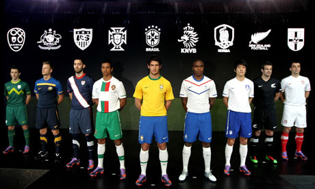 Brazil's World Cup football team to sport 'green' and ...