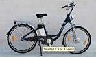 bike blog : Smarta LX 3 or 8 speed electric bike