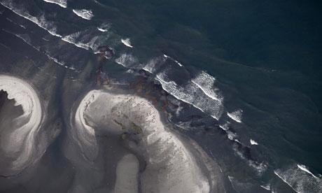 Deepwater Horizon oil rig spill