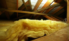 Loft insulation for a better energy conservation