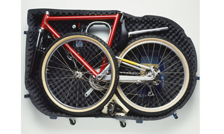 Bike blog: packing a bike for air travel