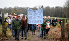 Forest sell-off : The Hands Off Our Forest of Dean