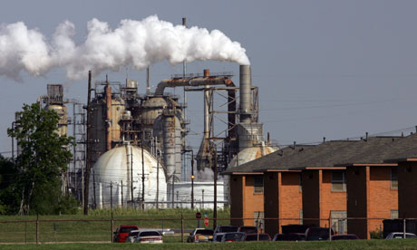 Texas revolt against EPA's new greenhouse gas rules