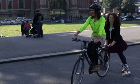 Bike blog : cycling and  rollerblades