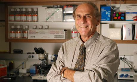 Ralph M. Steinman, Nobel Prize winner 2011