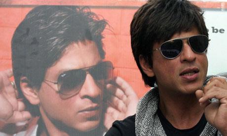 MDG : Sanitation : Indian Bollywood actor Shahrukh Khan