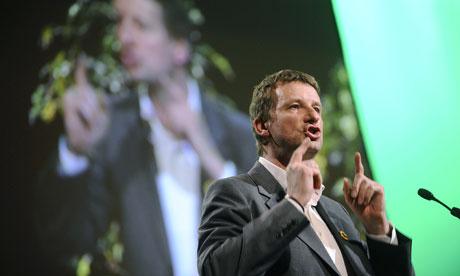Edf spying on Greenpeace Yannick Jadot