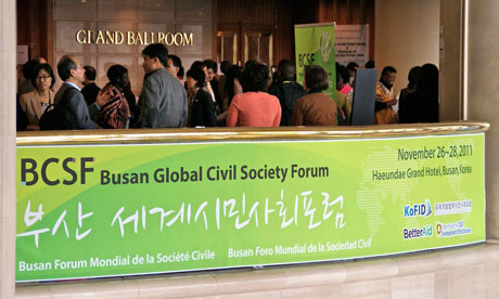 Busan Global Civil Society Forum