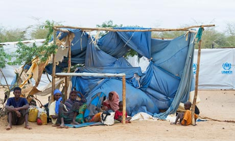 MDG : Somalia crisis : Somali Refugees Dollo Ado Refugee receiving Camp in Ethiopia