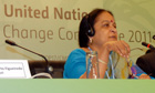 COP17 in Durban : India Environment and Forests Minister Jayanthi Natarajan
