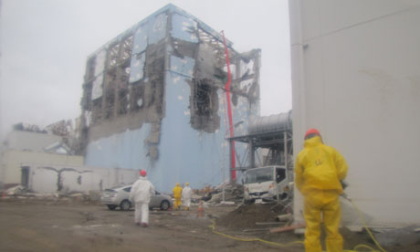 Japan earthquake : Fukushima nuclear plant accident