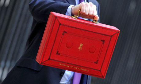 Budget 2011 : Chancellor of the Exchequer George Osborne