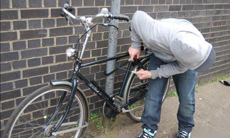 Bike Tracking Device