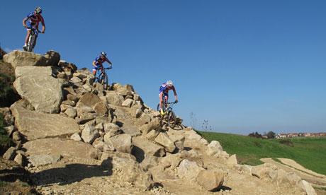 Bike Blog : London 2012 mountain bike course