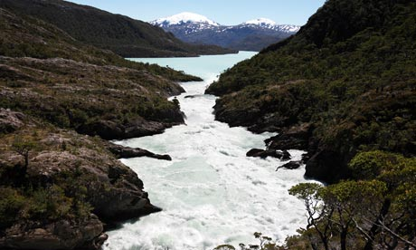 The Pascua River Under Threat of dam in Chile Patagonia