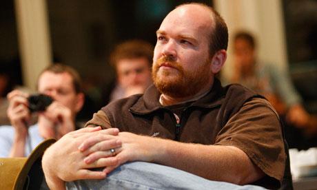 MDG : Erik Hersman co-Founder of Ushahidi