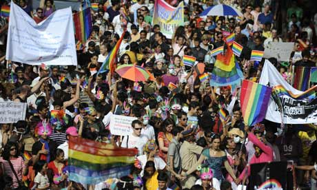 MDG : Gay men in India