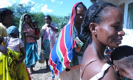 MDG : Vaccination in Madagascar