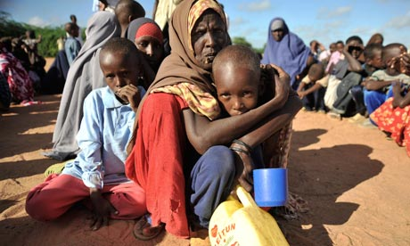 UNHCR Annual report on refugees : Somali Refugees, Dadaab in Kenya