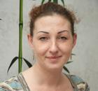 MDG : AIDS : Tetiania Afamasiadi from Ukraine