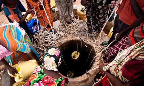 MDG : drought in Kenya , East Africa
