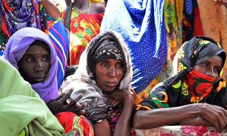 MDG : Djibouti women discuss their needs with IFRC and Djibouti Red Crescent assessment team