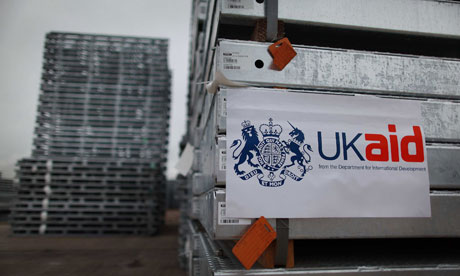 MDG : UK AID Pre Fabricated Bridges Are Sent To Pakistan As Part Of UK Flood Aid