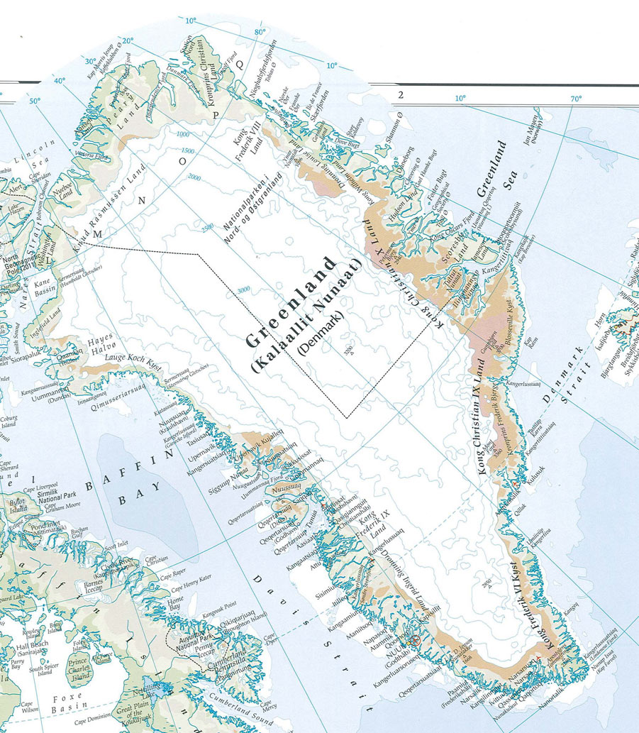 Times Atlas Greenland ice fubar Death by Wikipedia Watts Up With