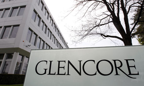 Glencore group hq