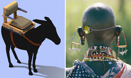 MDG : ground-breaking technologies for the developing world