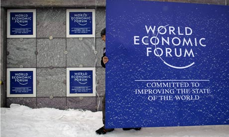 MDG : Davos World Economic Forum