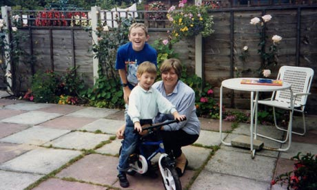 Bike blog : learning to cycle his first bike
