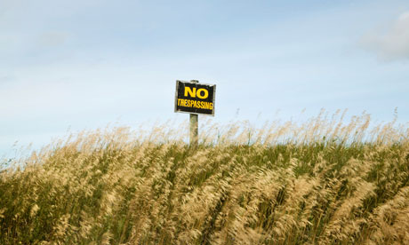George Monbiot blog on  libertarians , private property and environment