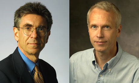Nobel Chemistry prize 2012: Robert Lefkowitz and Brian Kobilka