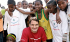 MDG : Roger Federer Foundation :  Education for Development Association (EFDA) project in Ethiopia
