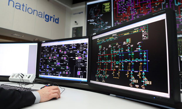 Leo blog on Energy Bill : Davey visits Electricity National Control Centre
