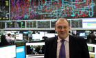 Leo blog on Energy Bill : Energy Secretary Ed Davey visits Electricity National Control Centre