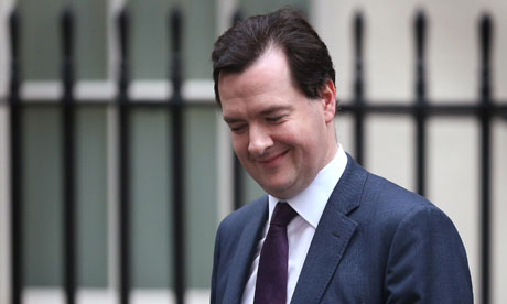 George Osborne Delivers His Autumn Statement On The Economy