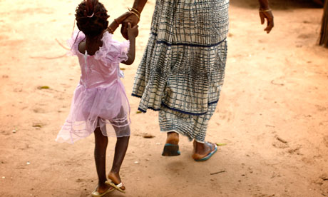 Fgm before and after mdg fgm a mother and healed female