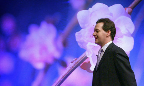 Damian blog : George Osborne discuss the environment and public service issues