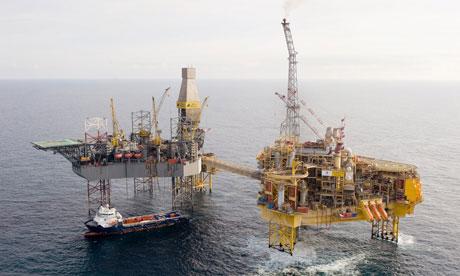 Fuga de gas en Escocia: Elgin total de la plataforma