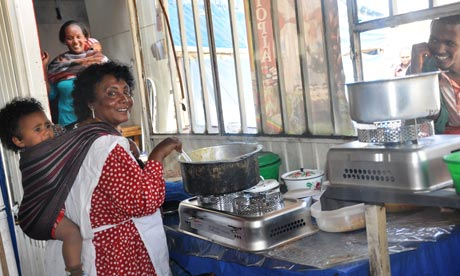 Global Alliance for Clean Cookstoves : Cooking with the CleanCook