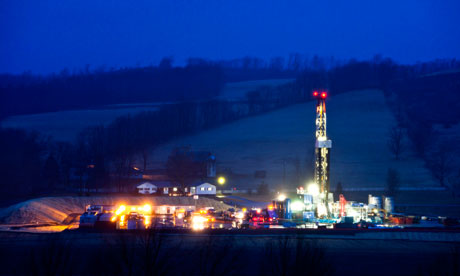shale gas for UK
